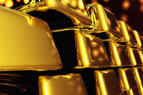sluggish demand continues to fall in gold prices