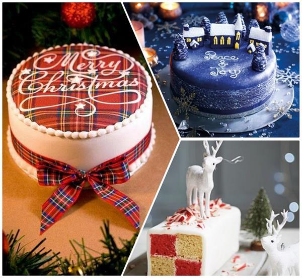 12 Cakes Ideas: क्रिसमस सेलिब्रेशन के लिए चूज करें थीम केक