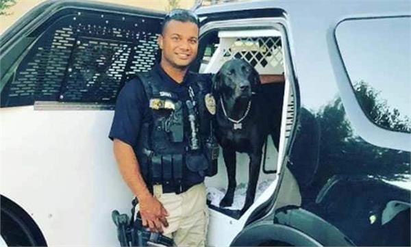indian origin policeman shot dead in california