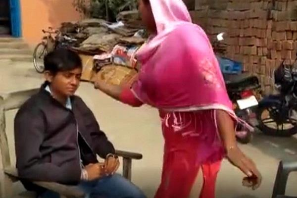 wife slapped husband on get divorce