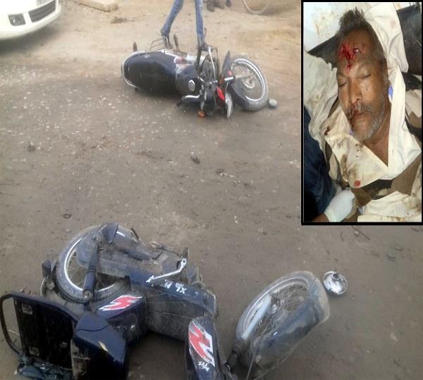 accident 2 injured