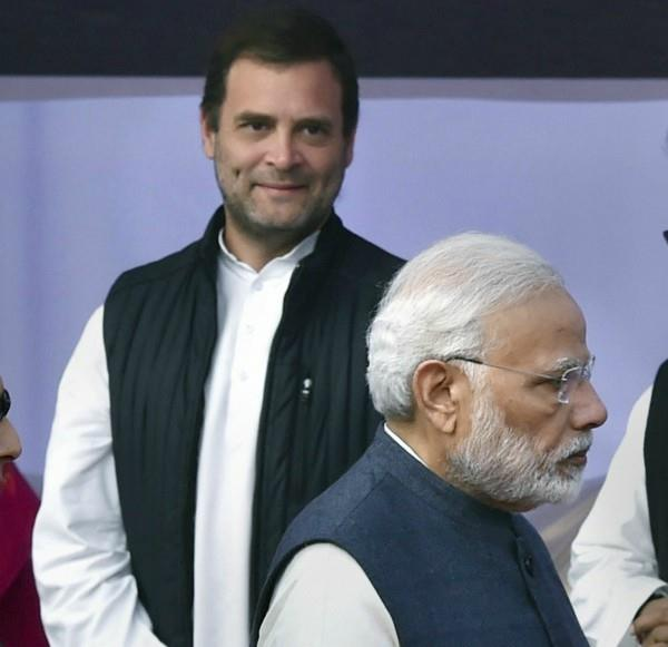 pm modi and rahul gandhi to visit odisha this month