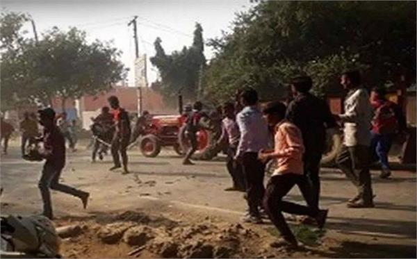 bulandshahr violence police registered fir against children