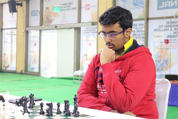 national junior chess 2018