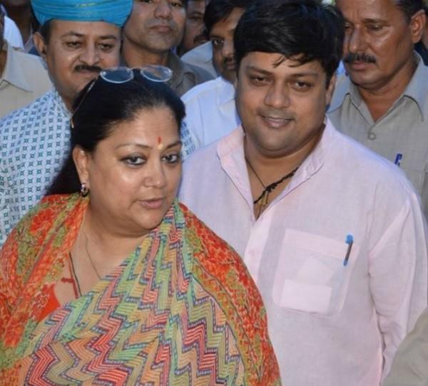 वसुंधरा राजे के बेटे दुष्यंत बोले- राजस्थान में भाजपा को 100 से ज्यादा सीटें मिलेंगी