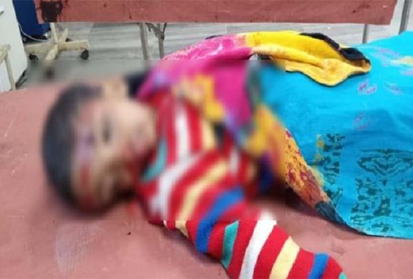 road accident husband wife girl death