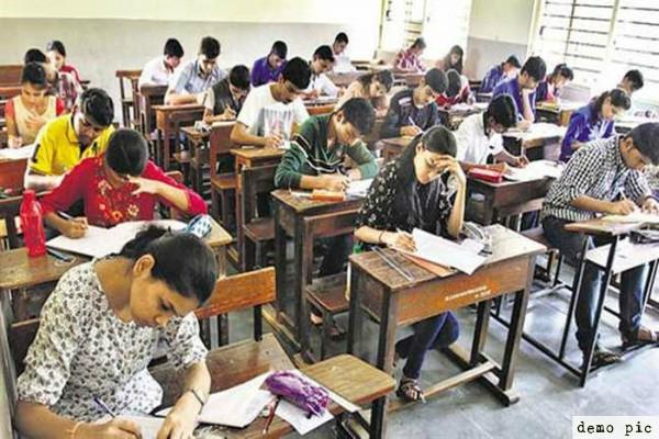 gujarat constable recruitment test canceled due to leakage