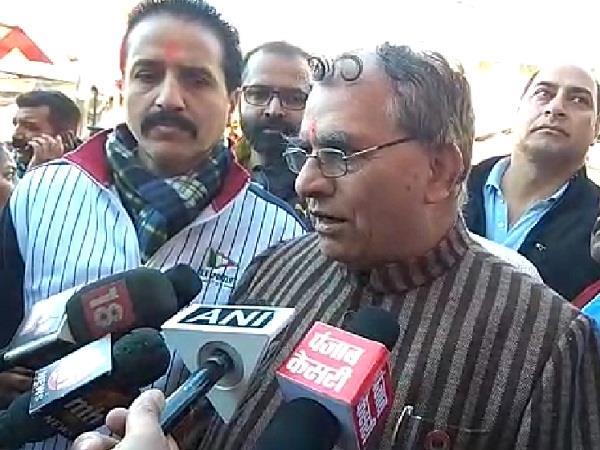 congress of suresh bhardwaj inculcation