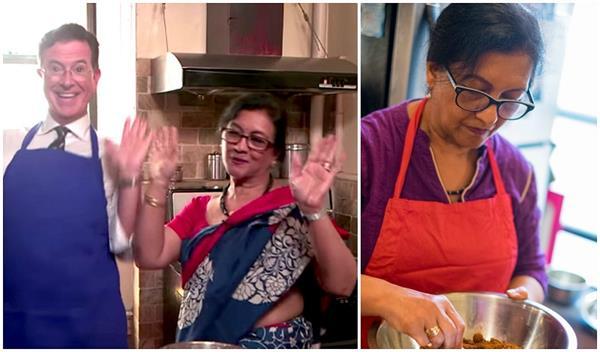 अमेरिका के लोगों को कुकिंग क्लासेज दे रही है मुंबई की यामिनी