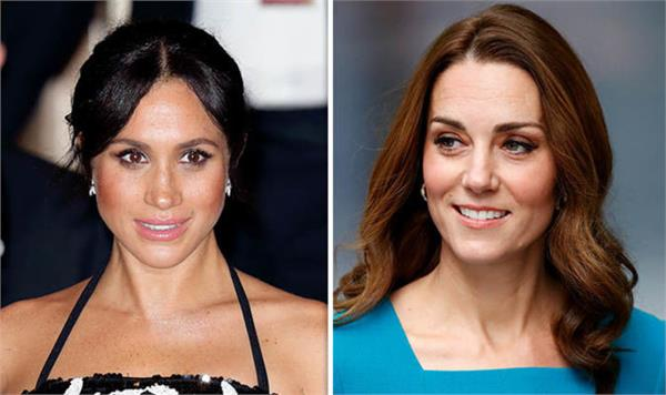 have kate middleton and meghan markle really fallen