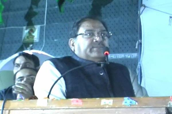 opposition leader abhay chautala said to rao narbir