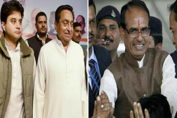 madhya pradesh will be remembered for change of power this year