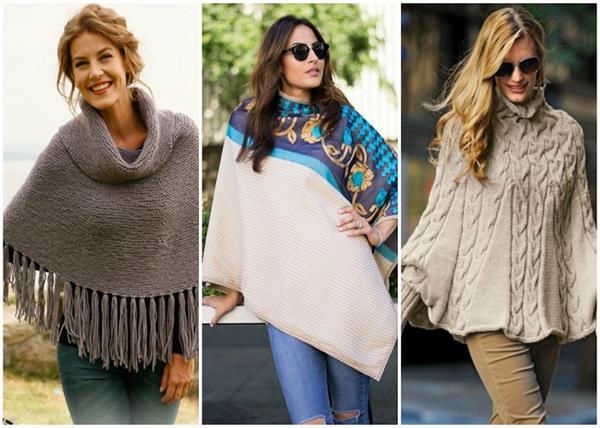 Winter Fashion: कंफर्टेबल के साथ दिखे स्टाइलिश, ट्राई करें 7 पोंचू स्टाइल