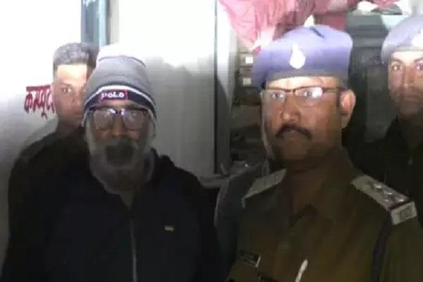 rape accused bjp leader arrested by police