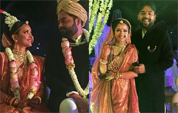 shweta basu prasad marries with boyfriend rohit mittal