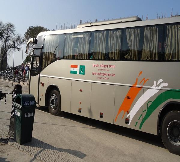 sada e sarhad lahore bus route change