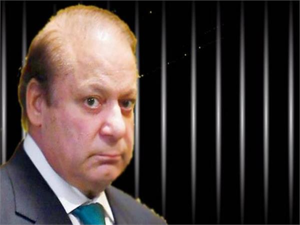 nawaz sharif shifted to kot lakhpat jail in lahore