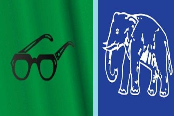 inld bsp coalition announces mayor candidate of five election