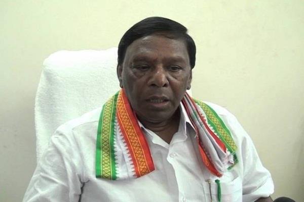 nda government is misusing cbi narayanasamy