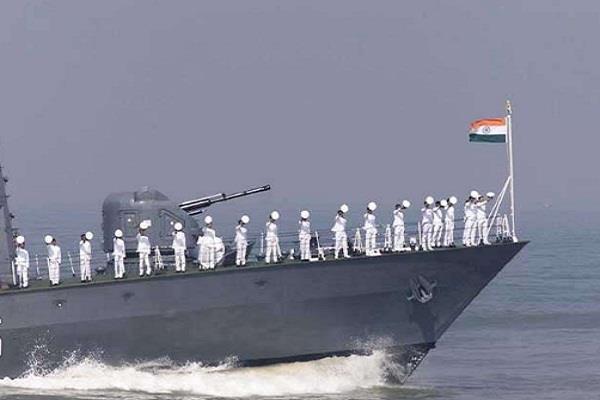 navy china sunil lamba