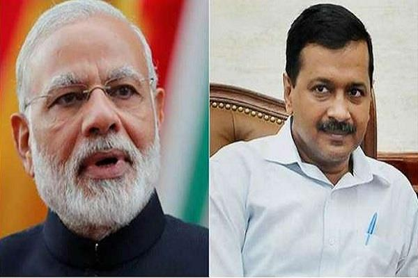 kejriwal attack on pm modi