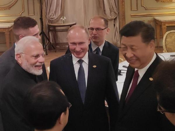 g20 summit india russia china hold trilateral after 12 years