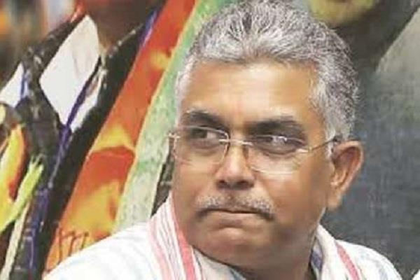 bjp s west bengal unit president attacked the car