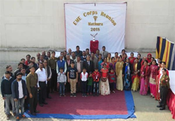 conference held to solve problems of ex servicemen in mathura