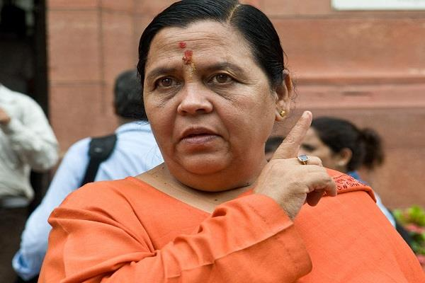 uma now has decided to not contest the 2019 lok sabha elections after sushma