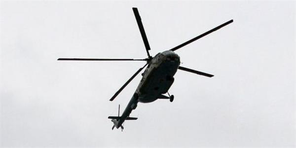 four people killed in helicopter crash in russia