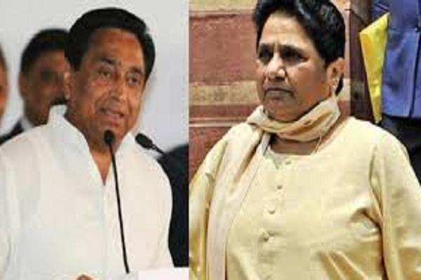 withholding of coalition from bsp can put congress in trouble