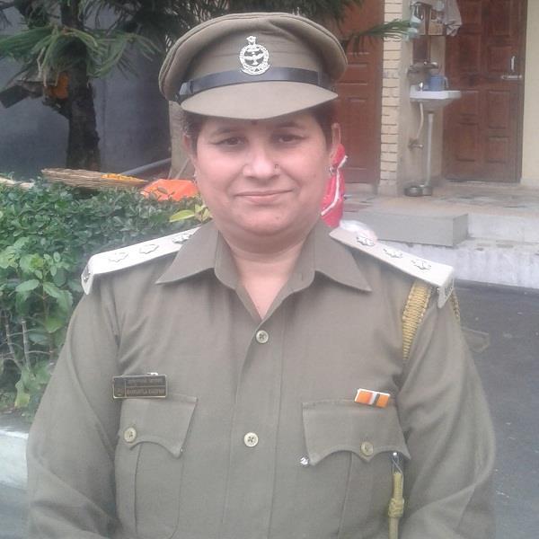 hometown department chamba commander shakuntala devi