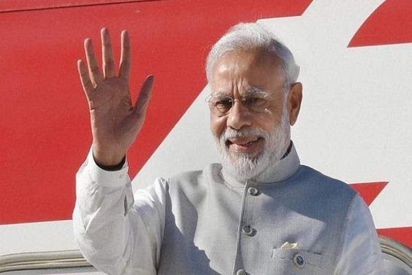 pm narendra modi to visit varanasi in his parliamentary constituency
