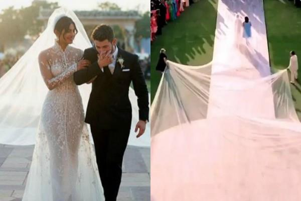 priyanka and nick trolled by users during christian and hindu wedding