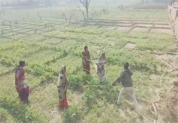 jaunpur video viral of beating women