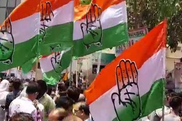 bjp leader had given threat to kill life if congress did not vote