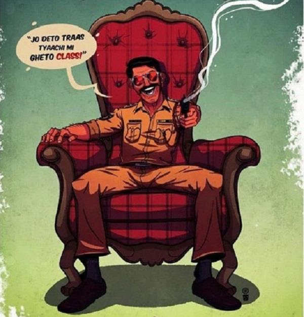 simmba new poster release