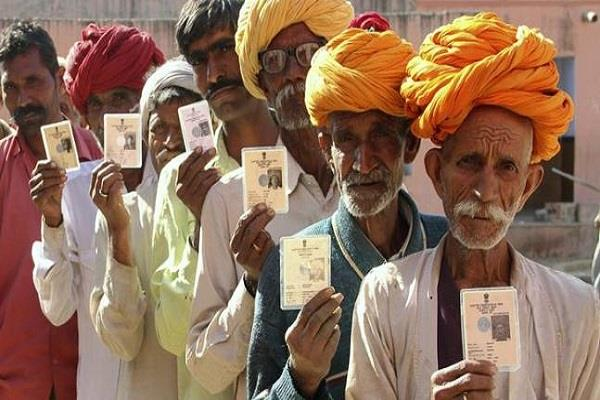 राजस्थान में थमा चुनाव प्रचार, 7 दिसंबर को होगी वोटिंग