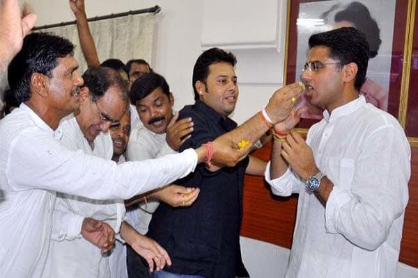 राजस्थान में नतीजों से पहले कांग्रेस में सीएम को लेकर रस्साकशी तेज