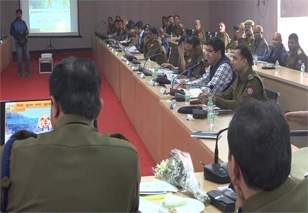 administration meeting on kumbh mela and safety of devotees