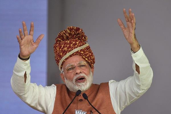 मोदी का कांग्रेस पर पलटवार, पूछा: हिंदुत्व का ये ज्ञान कहां से लाए?