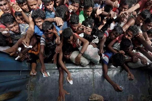 rohingya crisis bangladesh sought international cooperation