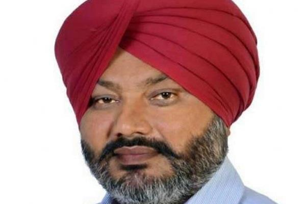 congress is spreading salt over wounds again harpal cheema