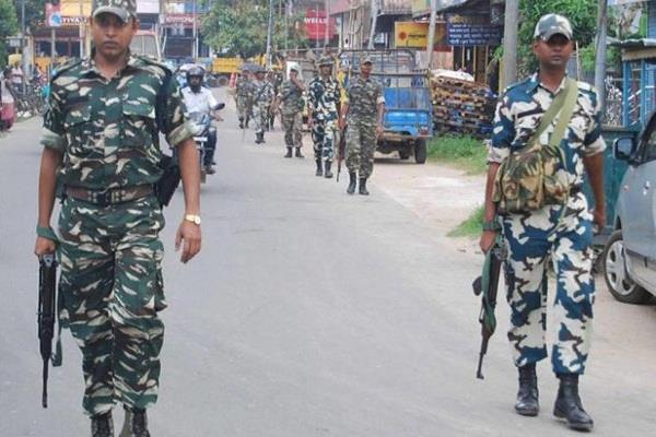 manipur encounter cbi files case against crpf assam rifles and imphal police