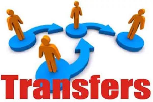 mp transferred list of ias officers see list