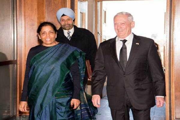 india us strengthening partnership in defense sector