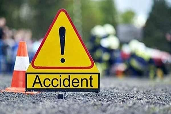 parwanoo road accident 3 injured