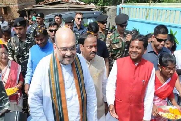 shah says many challenges before abvp