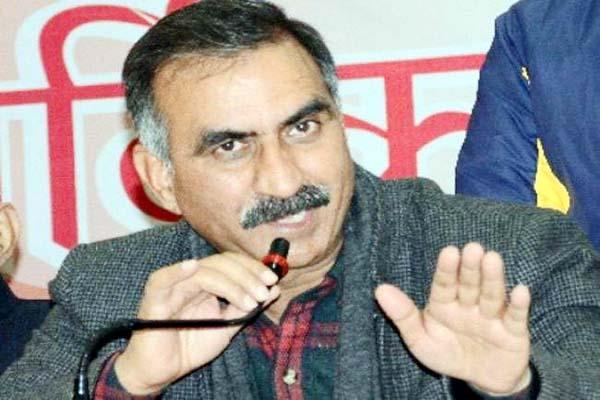 sukhu said congress not afraid of threatings of cm jairam