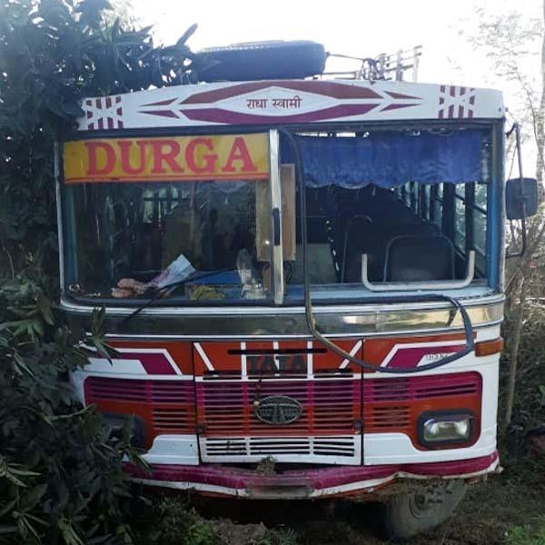 driver defer the big accident